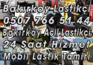 Bakırköy Lastikçi