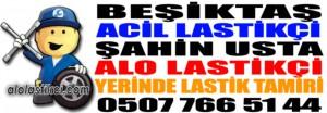 Beşiktaş Acil Lastikçi