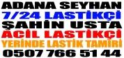Adana Seyhan Lastikçi 0507 766 51 44