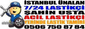 istanbul ünalan lastikçi