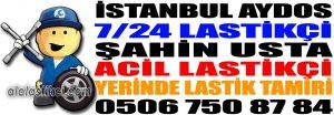 istanbul aydos lastikçi