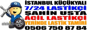 İstanbul Küçükyalı Lastikçi