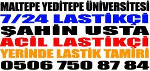 maltepe yeditepe üniversitesi 7-24 lastik tamiri