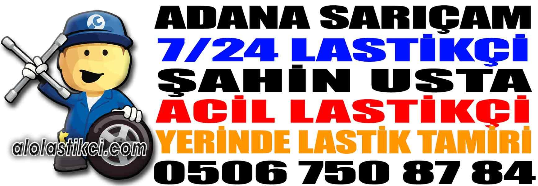 Adana Sarıçam Lastikçi