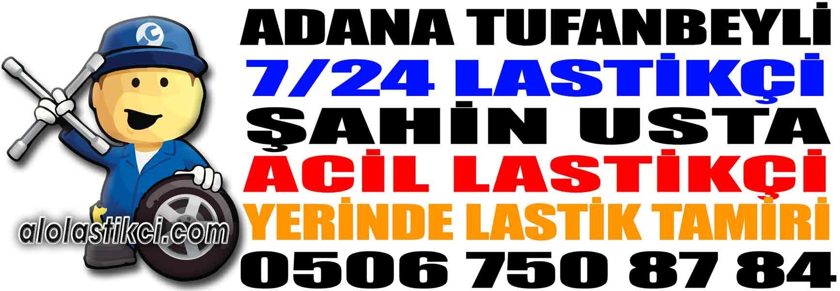 Adana Tufanbeyli Lastikçi