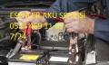 Esenler akü takviye, akü satış, yol yardım, Esenler 7/24 akü yardımı